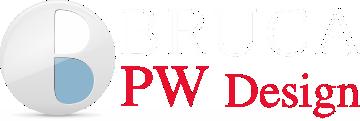 logo Bruca & PW Design